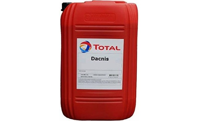 Compressor oils Total Dacnis